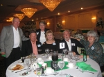 Russ Kelly, Vinnie Passiatore, Donna Couzzo, Gloria Roome, Ken & Pat Huey