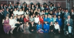Nov.1987 reunion:(using maiden names to save space)front row--Dolores Coschignano, Betty Jean Verbeck, Paula Moore, Alic